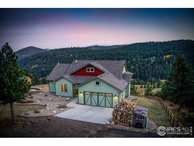 221 Nightshade Dr, Boulder, CO 80302 (MLS #925716) :: 8z Real Estate