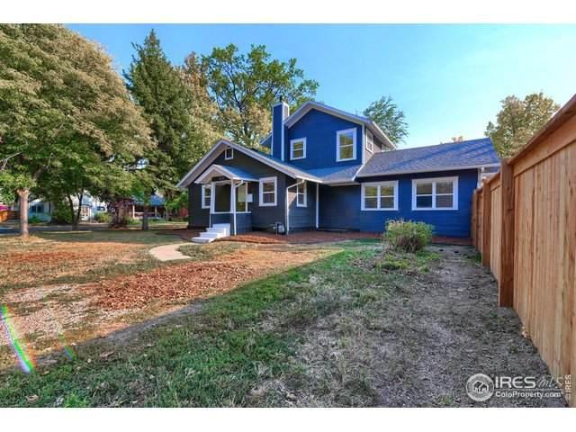 417 Sherman St, Longmont, CO 80501 (#925747) :: My Home Team