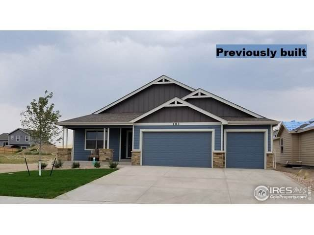 1586 Lake Point Way, Severance, CO 80550 (#925749) :: My Home Team