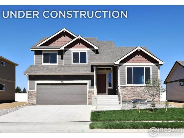 2626 Turquoise St, Loveland, CO 80537 (MLS #925752) :: Kittle Real Estate