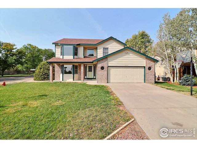 2327 43rd Ave, Greeley, CO 80634 (MLS #925792) :: 8z Real Estate