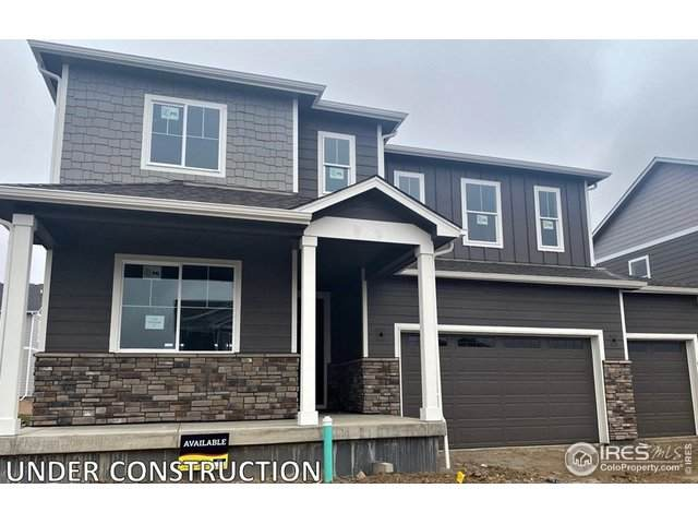 2111 Pineywoods St, Mead, CO 80542 (MLS #925920) :: Downtown Real Estate Partners