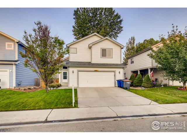 10480 Sunburst Ave, Firestone, CO 80504 (MLS #926008) :: Kittle Real Estate