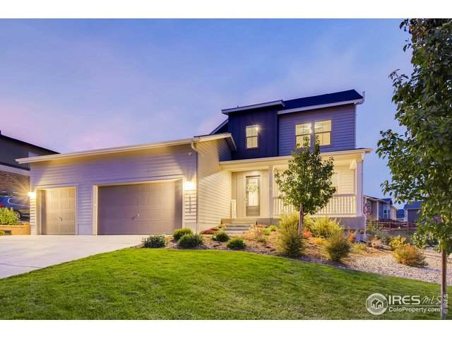 4555 Colorado River Dr, Firestone, CO 80504 (MLS #926122) :: Wheelhouse Realty