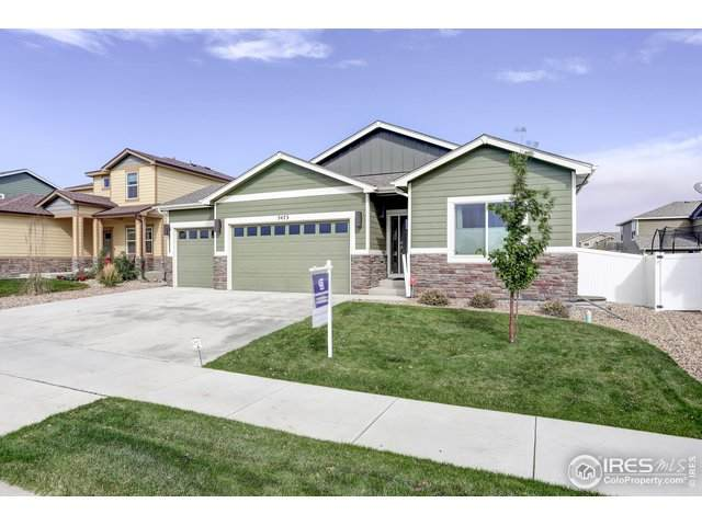 5473 Shoshone Dr, Frederick, CO 80504 (MLS #926290) :: 8z Real Estate