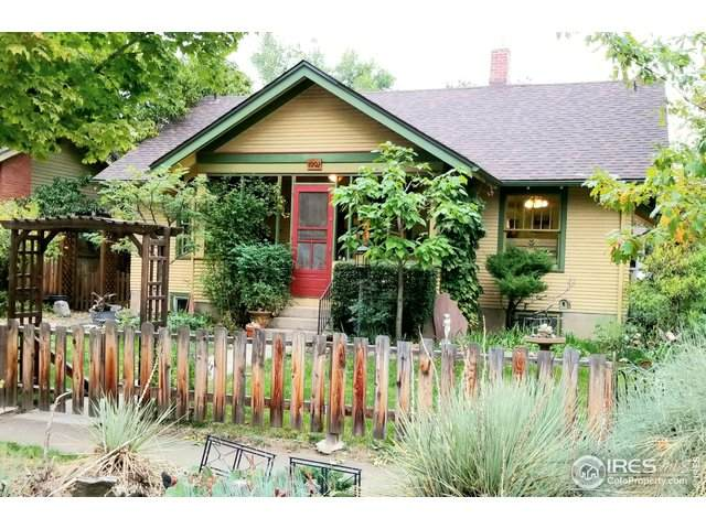 1002 Akin Ave, Fort Collins, CO 80521 (MLS #926369) :: Downtown Real Estate Partners