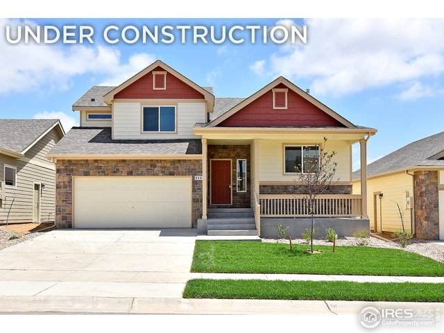 2644 Turquoise St, Loveland, CO 80537 (MLS #926372) :: Kittle Real Estate