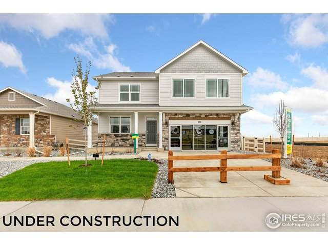 6735 Fraser Cir, Frederick, CO 80530 (MLS #926430) :: Jenn Porter Group