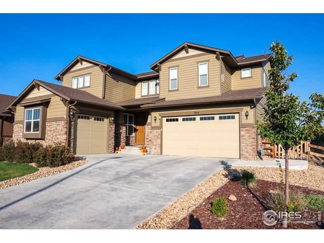 944 Rocky Ridge Cir, Erie, CO 80516 (MLS #926484) :: The Sam Biller Home Team
