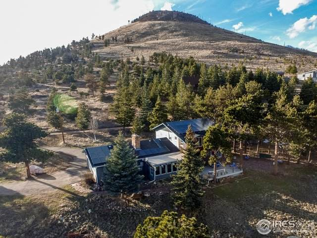 54 Sugarloaf Mountain Rd, Boulder, CO 80302 (MLS #926496) :: Bliss Realty Group