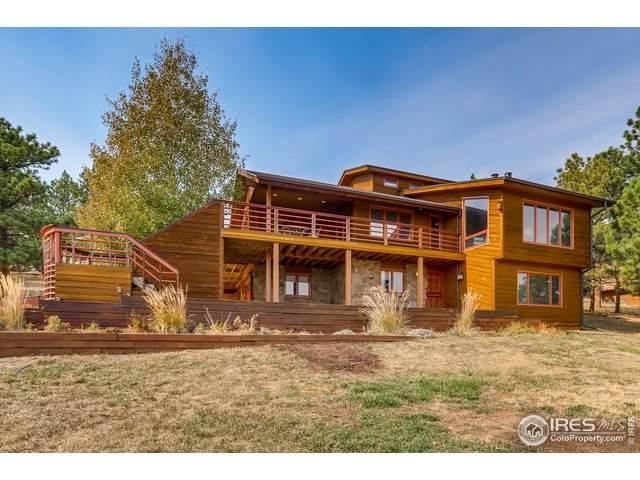 8473 W Fork Rd, Boulder, CO 80302 (MLS #926522) :: 8z Real Estate