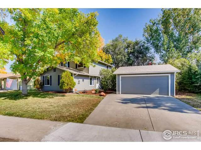 3206 Birmingham Dr, Fort Collins, CO 80526 (MLS #926573) :: Downtown Real Estate Partners