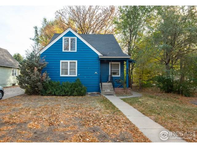 636 S Loomis Ave, Fort Collins, CO 80521 (MLS #926575) :: Downtown Real Estate Partners