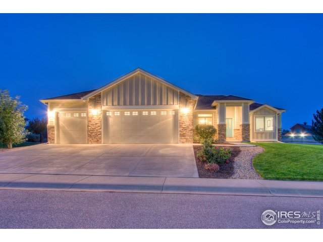 6191 Bay Meadows Dr, Windsor, CO 80550 (MLS #926636) :: Hub Real Estate