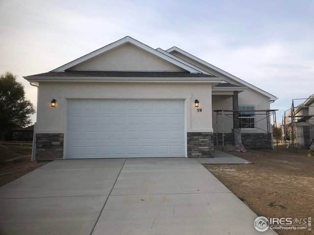 1259 Swainson Rd, Eaton, CO 80615 (MLS #926663) :: 8z Real Estate