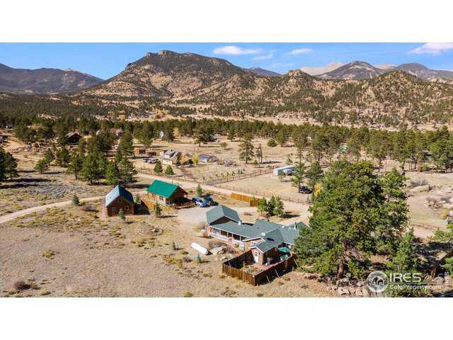 1120 Griffith Ct, Estes Park, CO 80517 (#926684) :: The Brokerage Group
