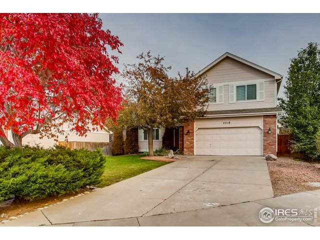 4318 Silverview Ct, Fort Collins, CO 80526 (MLS #926816) :: 8z Real Estate