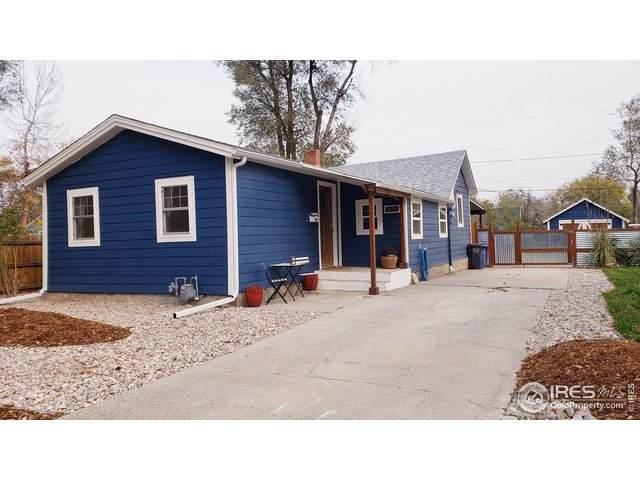 1256 Arthur Ave, Loveland, CO 80537 (#926873) :: My Home Team