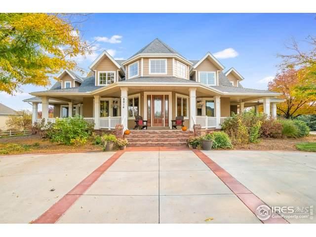 8014 Scenic Ridge Dr, Fort Collins, CO 80528 (MLS #926909) :: The Sam Biller Home Team