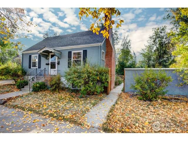 517 W Mulberry St, Fort Collins, CO 80521 (MLS #926936) :: Downtown Real Estate Partners