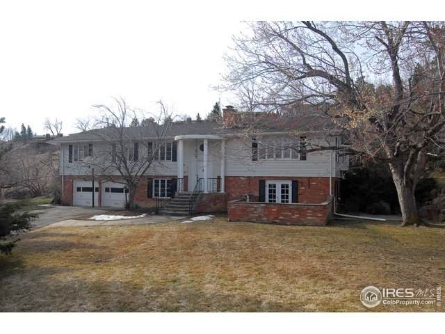 2180 Kohler Dr, Boulder, CO 80305 (MLS #927004) :: Downtown Real Estate Partners