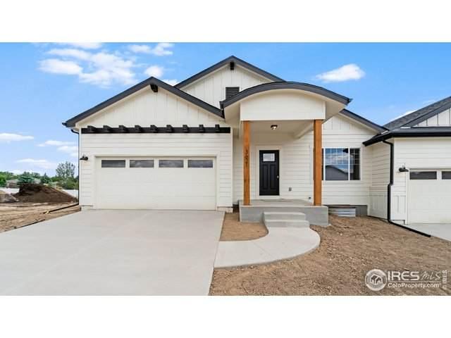 136 Taryn Ct, Loveland, CO 80537 (MLS #927055) :: Downtown Real Estate Partners