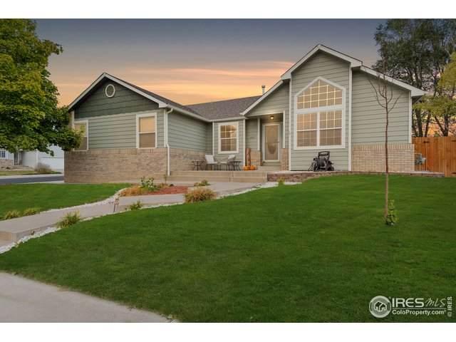 3917 Stampede Dr, Evans, CO 80620 (MLS #927059) :: 8z Real Estate