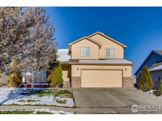 3308 Grenache St, Evans, CO 80634 (MLS #927129) :: Tracy's Team
