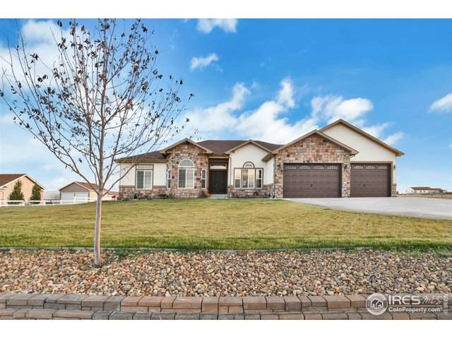 29480 E 167th Ave, Brighton, CO 80603 (MLS #927168) :: 8z Real Estate
