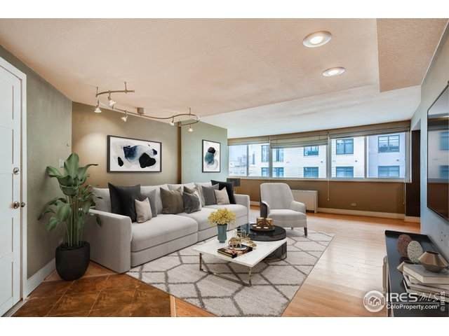 1196 N Grant St #603, Denver, CO 80203 (MLS #927196) :: 8z Real Estate