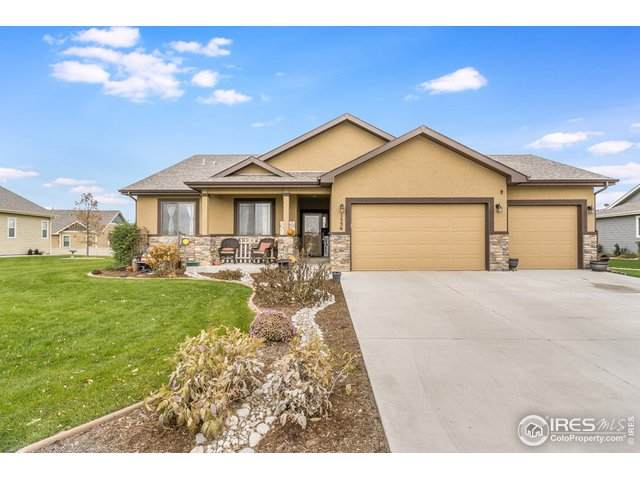 1556 Plains Dr, Eaton, CO 80615 (MLS #927296) :: June's Team