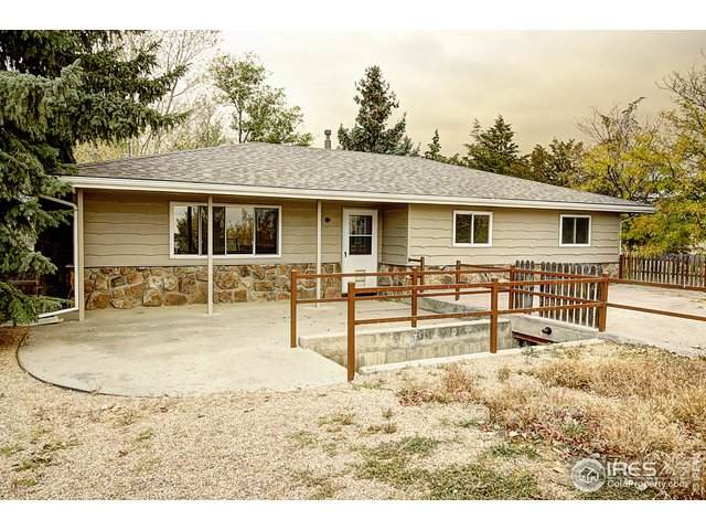 2301 S County Road 23E, Berthoud, CO 80513 (MLS #927331) :: Wheelhouse Realty
