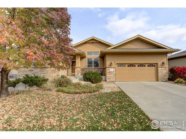 6470 Pumpkin Ridge Dr, Windsor, CO 80550 (MLS #927335) :: Wheelhouse Realty