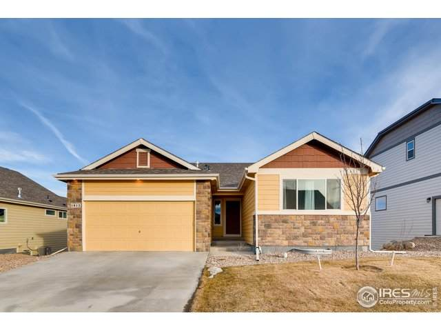 1013 Mt Oxford Ave, Severance, CO 80550 (MLS #927378) :: HomeSmart Realty Group