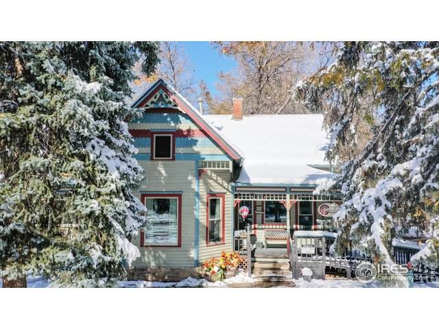 548 Mountain Ave, Berthoud, CO 80513 (MLS #927589) :: Tracy's Team