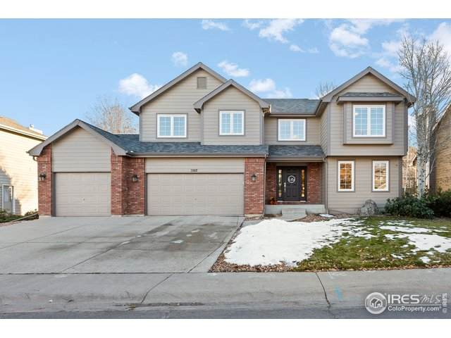 2007 Willow Springs Way, Fort Collins, CO 80528 (MLS #927648) :: Jenn Porter Group