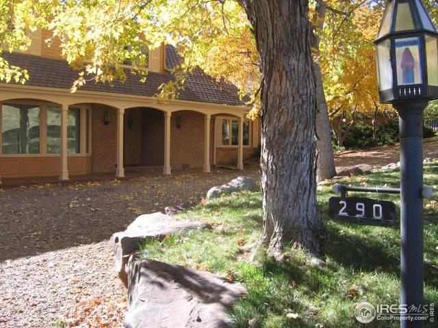 290 Cactus Ct, Boulder, CO 80304 (MLS #927708) :: Jenn Porter Group