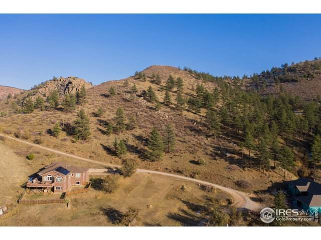 57 Longmont Dam Rd, Lyons, CO 80540 (MLS #927757) :: Jenn Porter Group