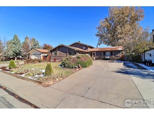 416 43rd Ave, Greeley, CO 80634 (MLS #927758) :: Jenn Porter Group
