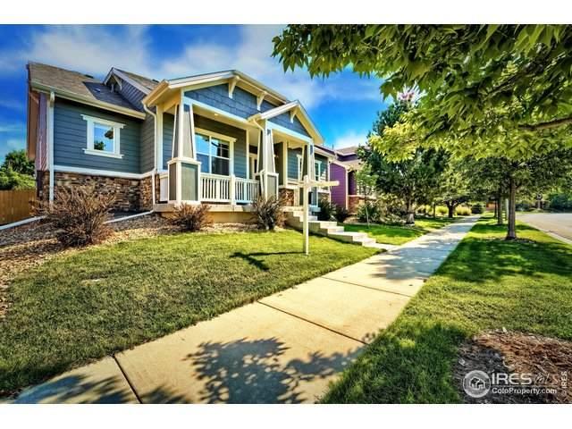 523 Deerwood Dr, Longmont, CO 80504 (MLS #927764) :: 8z Real Estate