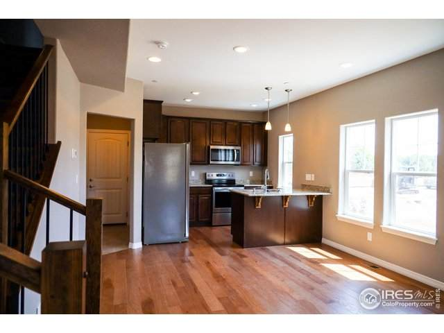 2433 Ridge Top Dr #4, Fort Collins, CO 80526 (MLS #927803) :: 8z Real Estate