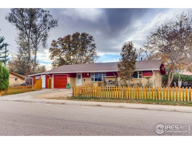 1559 Centennial Dr, Longmont, CO 80501 (MLS #928035) :: J2 Real Estate Group at Remax Alliance