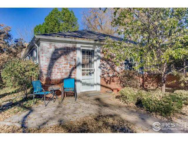 1272 Leyden St, Denver, CO 80220 (MLS #928239) :: The Sam Biller Home Team
