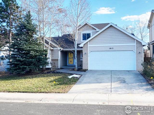1813 Overlook Dr, Fort Collins, CO 80526 (MLS #928288) :: HomeSmart Realty Group