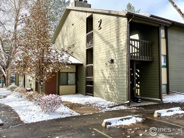 925 Columbia Rd #221, Fort Collins, CO 80525 (MLS #928358) :: Downtown Real Estate Partners