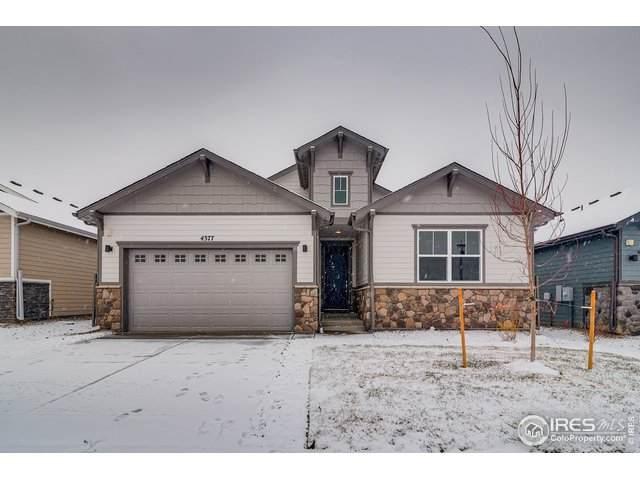 4377 Martinson Dr, Loveland, CO 80538 (MLS #928359) :: 8z Real Estate