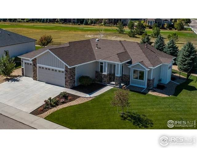 6191 Bay Meadows Dr, Windsor, CO 80550 (MLS #928524) :: Tracy's Team