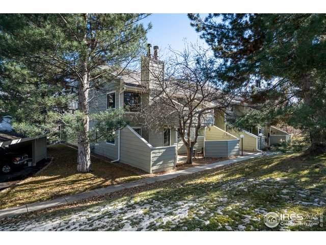 6822 Countryside Ln #294, Niwot, CO 80503 (MLS #928745) :: Tracy's Team