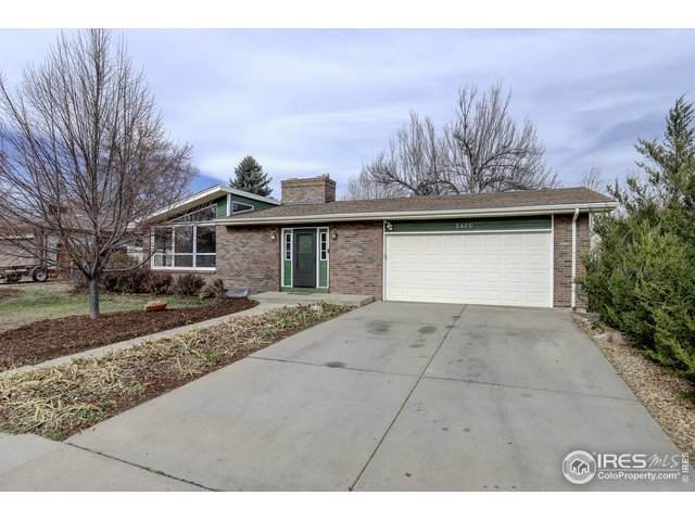 2420 Mountain View Ave, Longmont, CO 80503 (MLS #928867) :: Downtown Real Estate Partners