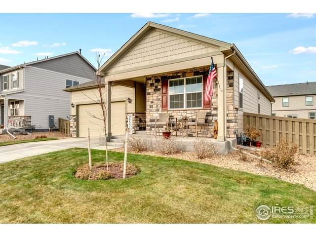 321 Jay Ave, Severance, CO 80550 (MLS #928934) :: Jenn Porter Group